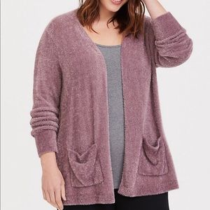 Torrid comfy lounge sweater